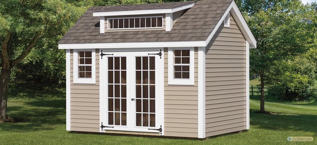 Amish Sheds Pre Built Shed Garage Storage Sheds Baltimore Md