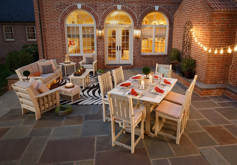Finch Outdoor Patio Sets. Finch Adirondack Chairs