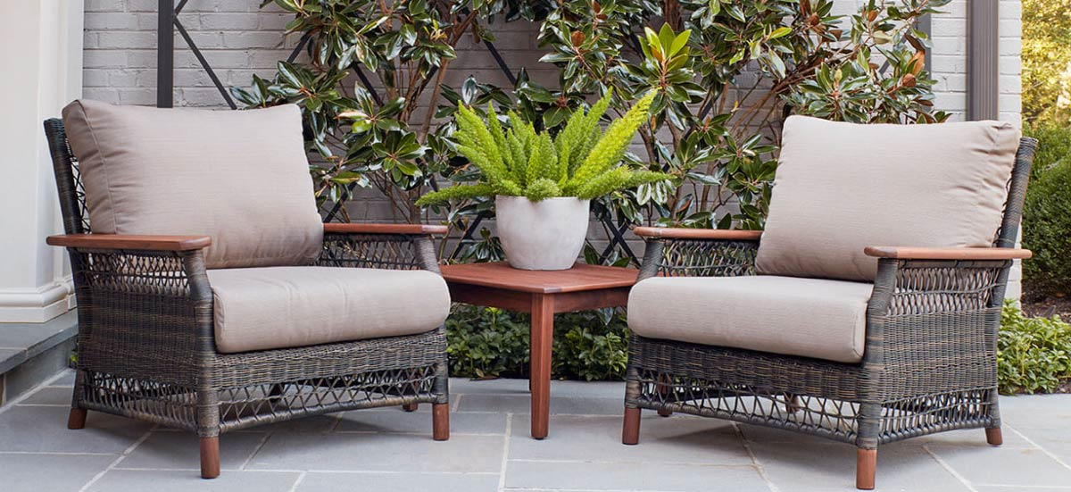 Ipe Dense Wood Patio Furniture