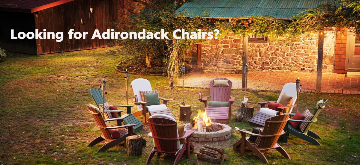Adirondack Chairs  Our 2020 Collection
