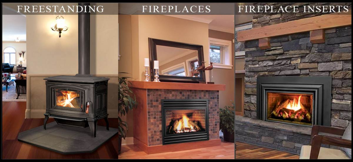 Gas - Pellet - Wood Stoves and Fireplace