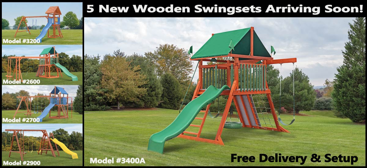 Kids Swing sets for Sale Maryland
