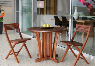 Jensen Leisure Hardwood Patio Furniture