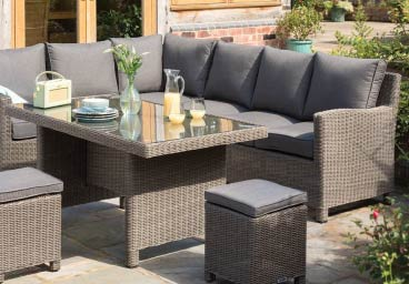 Kettler Wicker Sets Outdoor Resin Wicker