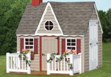 Kids Playhouses Vinyl or Wood Annapolis Baltimore MD DC