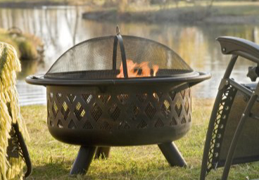 Blue Rhino Wood Firepits