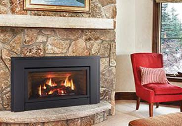 Gas Fireplaces & Stoves