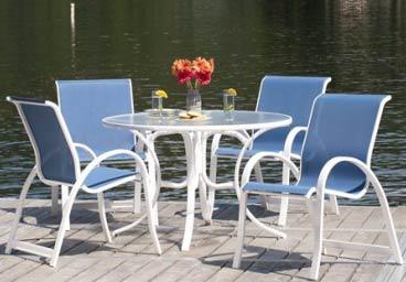 Cast Aluminum Outdoor Furniture Patio Furniture Baltimore Md