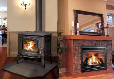 Wood Pellet Gas Stoves/Inserts Fireplaces Annapolis Baltimore MD DC