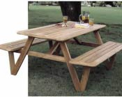 Teak Picnic Table