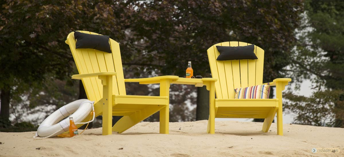 Poly Furniture for your Outdoor Patio