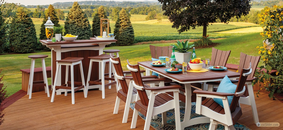 Casual-Comfort-Outdoor-Poly-Patio-Furniture-for-sale-Grasonville-Maryland
